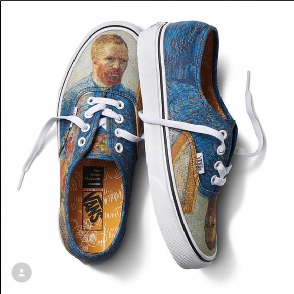ba22d9448f50a5 Vans x Vincent Van Gogh